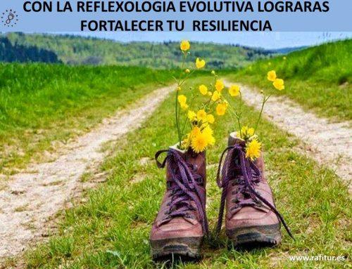 REFLEXOLOGIA PODAL EVOLUTIVA