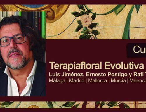 TERAPIAFLORAL EVOLUTIVA EN PALMA DE MALLORCA. Cursos y talleres intensivos para profesionales