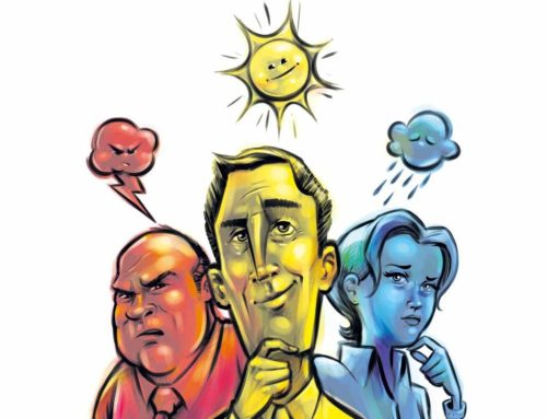 Cuatro pasos hacia el bienestar emocional